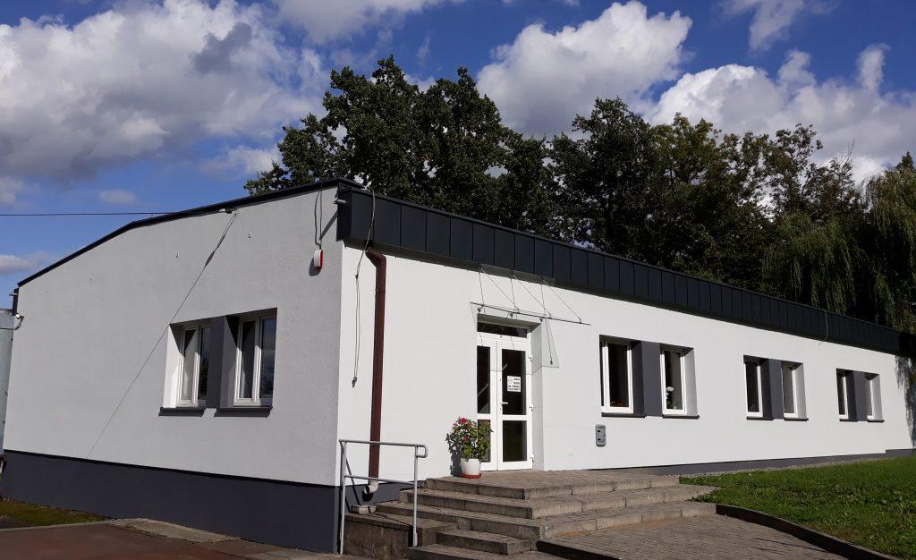 Zmiana adresu siedziby Spółki
